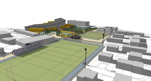 New £1.9million Community Sports Facility Major Boost for Butetown