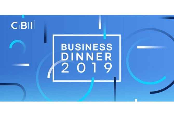<strong> 27th June – Ewloe </strong><br>CBI Business Dinner &#8211; North Wales