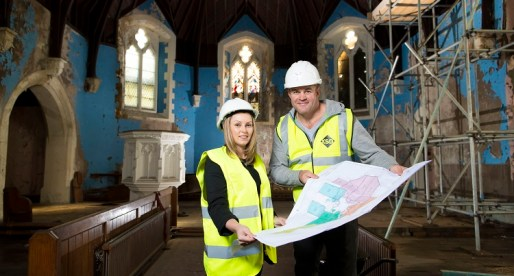 £1.1M Investment in Abergavenny