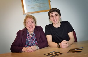 Entrepreneurial Schoolboy to Set up Business