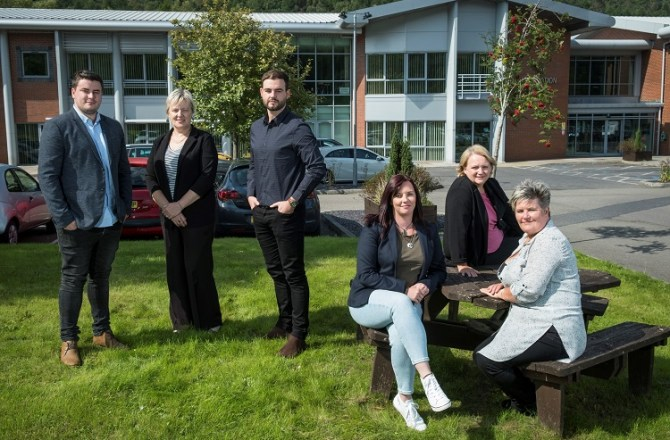 Two Gwent Businesses Winners of Free Office Competition