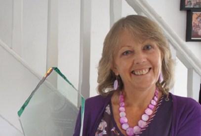 Prestigious Leadership Award for Welsh Microfinance Charity Founder