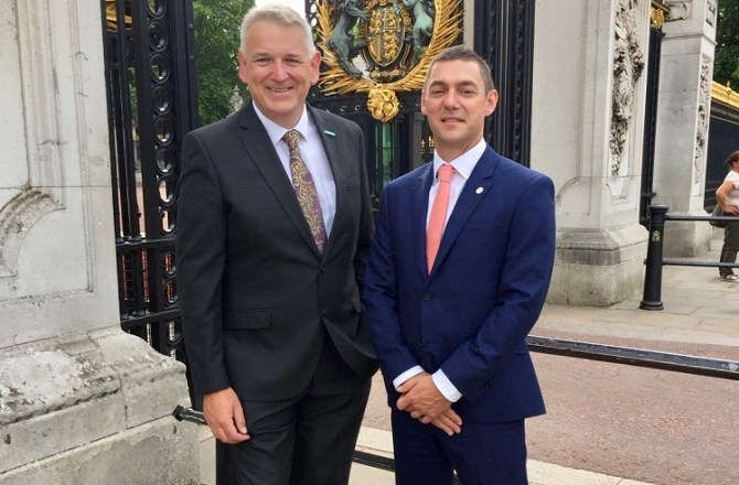 Welsh Company Invited to Buckingham Palace to Accept Award