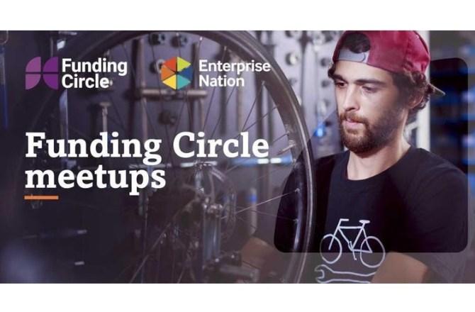 <strong>27th November – Cardiff</strong><br>Funding Circle Meetup