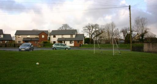 New Village Green For Haverfordwest