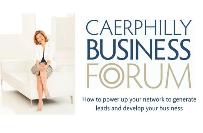 <strong>17th April – Caerphilly</strong><br>Caerphilly Business Forum Breakfast Seminar with Nicola Rylett from NRG &#8211; How to Power-Up Your Network