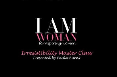 <strong> 2nd May – Cardiff </strong><br> I AM WOMAN &#8211; Free Master Class