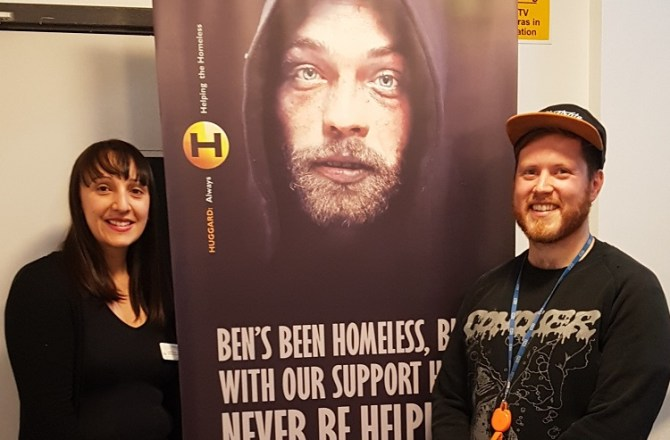 Cardiff Hotel Raises £2.8k to Help the City's Homeless