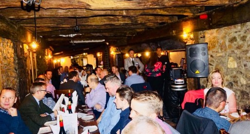 Record Crowd Attends Introbiz Beaujolais Day
