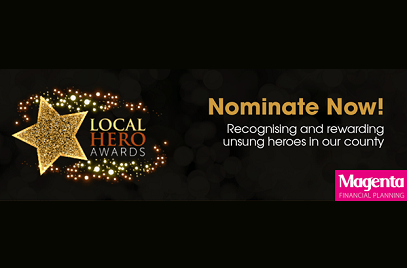 Magenta is Supporting the Bridge FM Radio Local Hero Awards 2018!