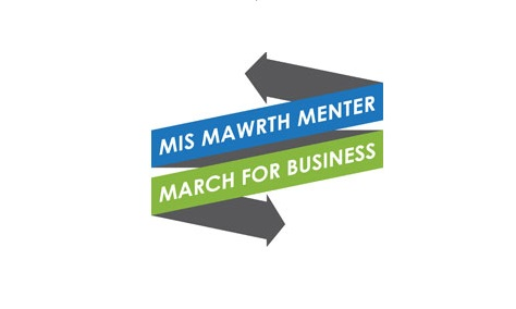 <strong>1st March –  Denbighshire</strong><br>March for Business &#8211; Work Welsh