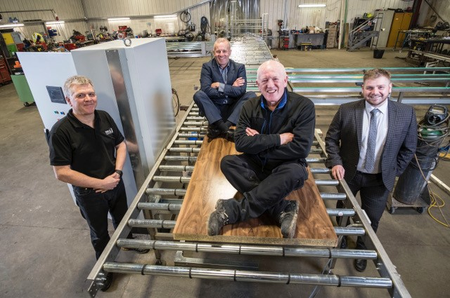 Tredegar-based Engineering Firm Looks to Break £3m Turnover with New Team