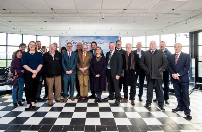 EU Approval Unlocks Major Funding Boost for Carmarthenshire