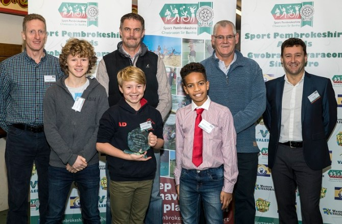 Sports Judges Announce Finalists for the 2017 Sport Pembrokeshire Awards