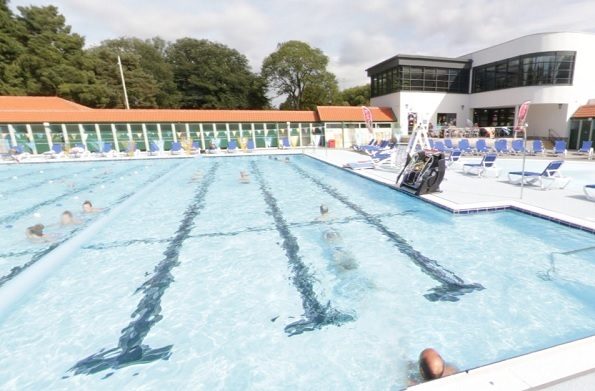 National Lido of Wales Welcomes 100,000th Visitor