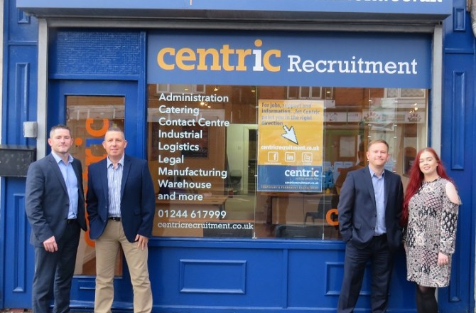 Centric Recruitment Expand to North Wales