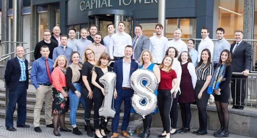 Recruit121 Celebrates Milestone Year with Office Move