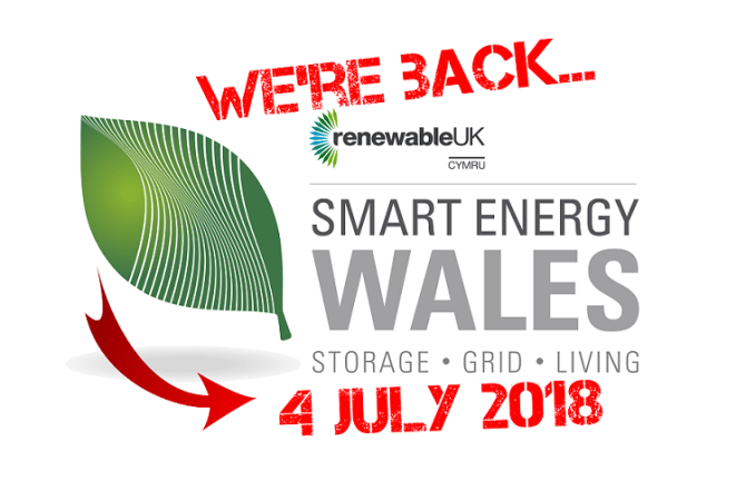 The Future is Smart – Smart Energy Wales Descended on Cardiff