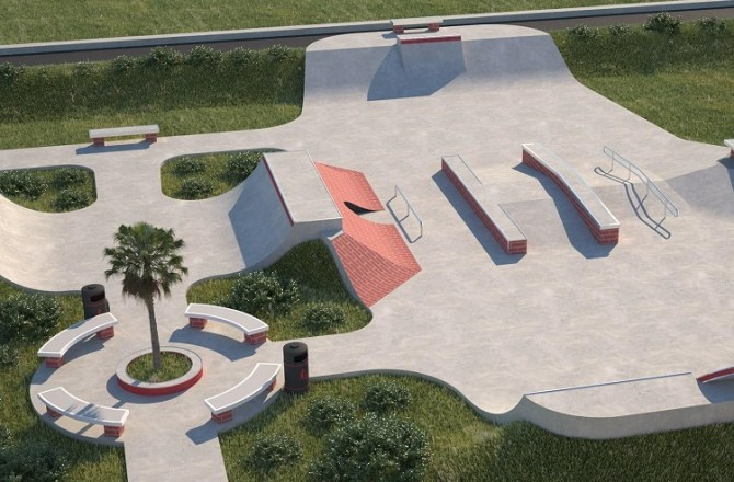 Planning Application Submitted for Rhyl Skate Park