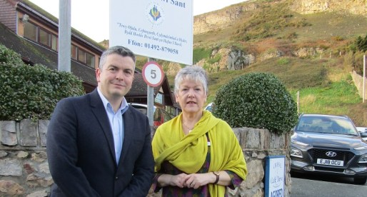 North Wales Hospice Unveils Vision to End Postcode Lottery