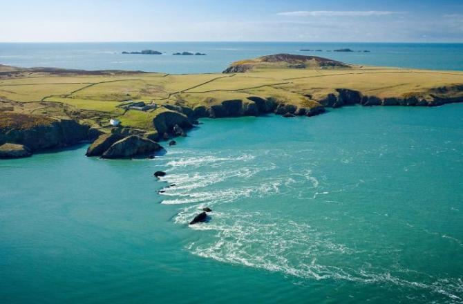 £4m to Drive Forward Marine and Tidal Energy Development in North Wales