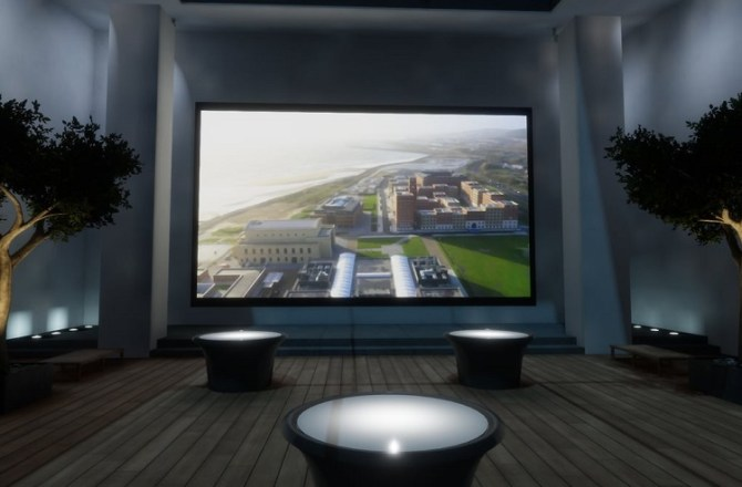 Swansea University Hosted UK First Virtual Reality Teaching Conference