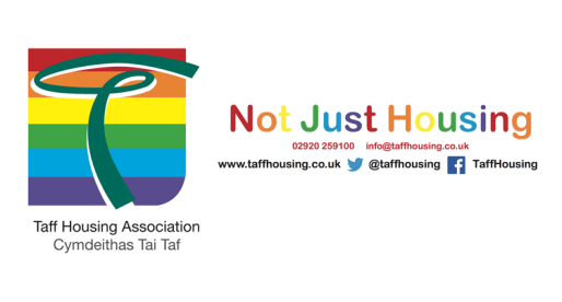 Pride for Taff Housing Association