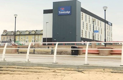 Travelodge Opens its First Hotel in Rhyl