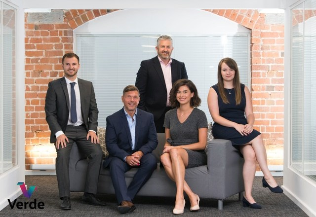 Verde Shortlisted for Corporate Finance Team of the Year