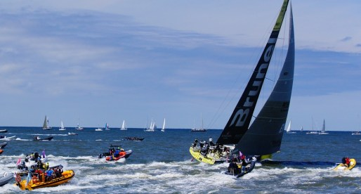 Cardiff Prepares to Host the Volvo Ocean Race