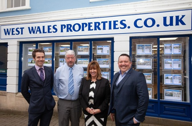 Property Partnership to Benefit West Wales