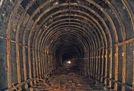 Longest Underground Cycle Route in Europe Set for The Rhondda