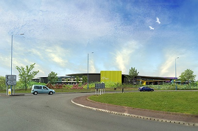 Neath Port Talbot and Swansea Bay area Businesses Win Work on £13m Ysgol Bae Baglan Project