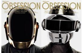 Daft Punk on Obsession mag