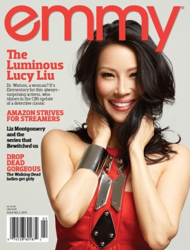 Lucy lui for Emmy