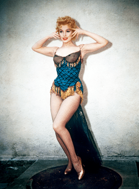 Marilyn Monroe photographed by Milton Greene for Bus Stop (1956)