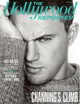 Channing Tatum for THR