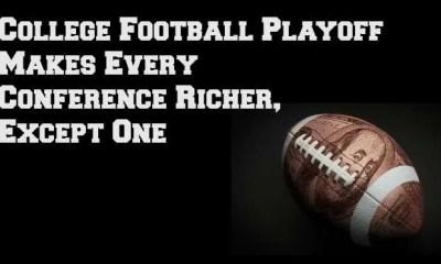 College Football Playoff, College Football Playoff Revenue