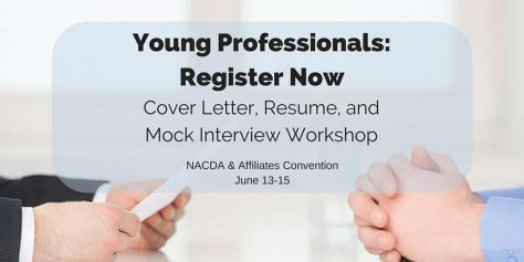 NACDA Workshop 2015
