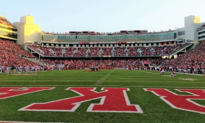 Arkansas Razorback football stadium