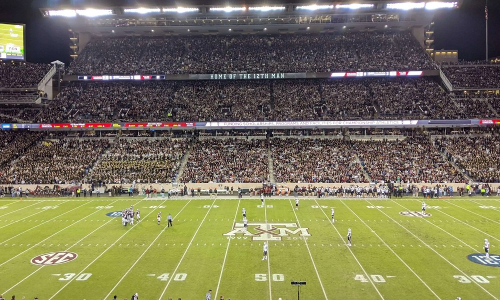 Kyle Field at Texas A&M