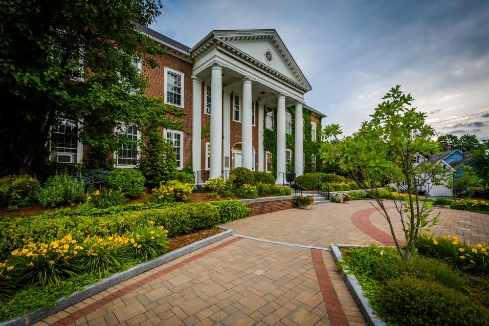 The University of New Hampshire, Franklin Pierce School of Law