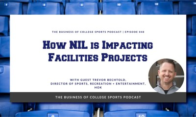 Trevor Bechtold on NIL and athletic faciltiies