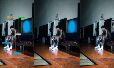 Shareef O'Neal ad using AI from Mirriad
