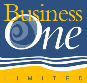 Business One Limited Thames & Whitianga Logo