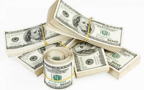 अमेरिकी डलरको भाउ घटेको छ ।