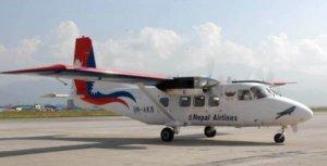 नेपाल एयरलाइन्समा पाइलट अभाव, चिनियाँ ४ वटा जहाज विमानस्थलमा थन्किए
