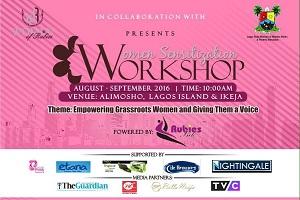 Women Of Rubies Plans Empowerment Workshop