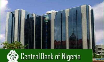 CBN Sells N15b Treasury Bills