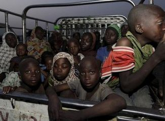 UN Frees 876 Children Linked To Boko Haram